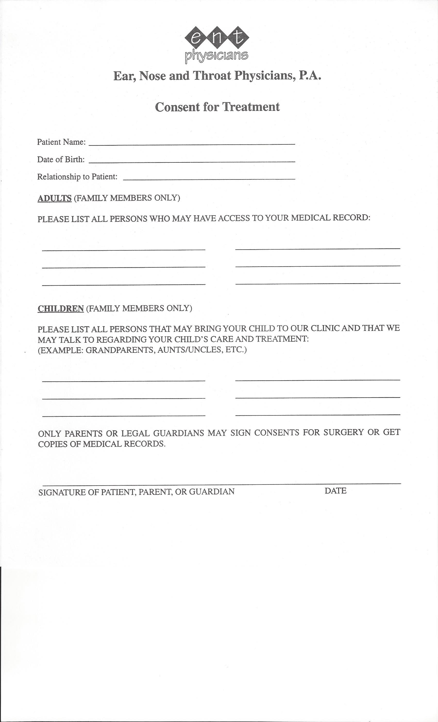 medical consent form for grandparents medical consent letter for grandparents coles thecolossus co medical consent form