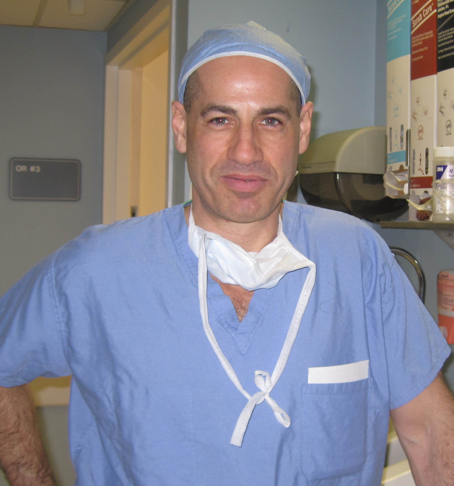 Dr. Lawrence Gordon performs Head and Neck Surgery for ENT Specialty Care in Orange County NY